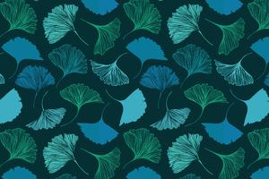 Pattern Plants Abstract 4k Wallpaper