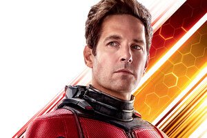 Paul Rudd As Antman In Ant Man And The Wasp 10k