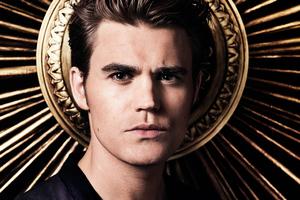 Paul Wesley As Stefan Salvatore The Vampire Diaries 4k