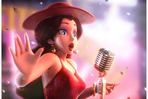Pauline Super Mario Odyssey