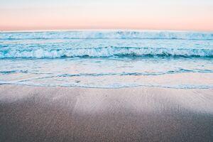 Peaceful Calm Waves 5k