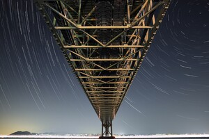 Pearl Bridge Wallpaper