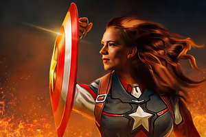 Peggy Carter What If Wallpaper