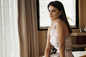 Penelope Cruz Grazia France Photoshoot