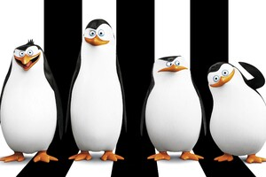 Penguins Of Madagascar Movie HD Desktop Wallpaper