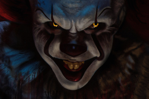 Pennywise 4k 2019