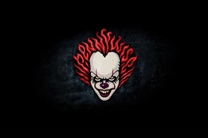 Pennywise 4k Wallpaper