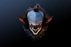 Pennywise The Clown Halloween Fanart
