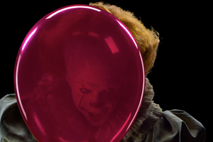 Pennywise The Clown It 5k Wallpaper