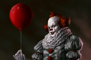 Pennywise The Dancing Clown Wallpaper