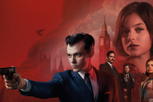 Pennyworth 2019 Wallpaper