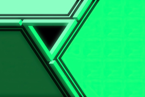 Penrose Triangle 4k Wallpaper