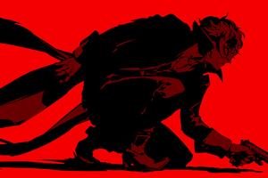 Persona 5 4k Wallpaper