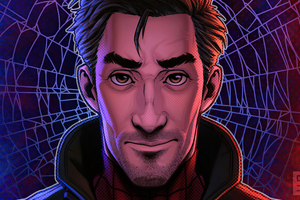 Peter B Parker Spider Verse Wallpaper