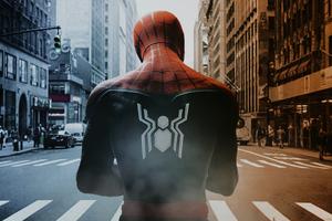 Peter Parker 4k