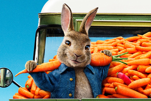 Peter Rabbit 2 The Runaway 2020 Wallpaper