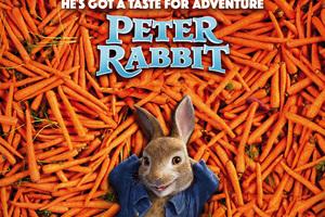 Peter Rabbit 2018 Wallpaper