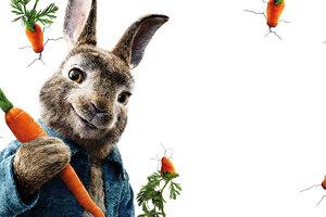 Peter Rabbit 5k Wallpaper
