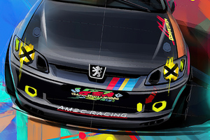Peugeot Am2c Racing Wallpaper