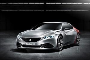 Peugeot Exalt Concept Wallpaper