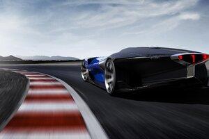 Peugeot L500 R Hybrid R Concept