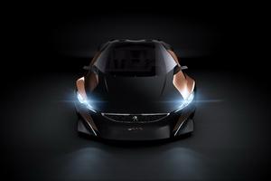 Peugeot Onyx Concept Front