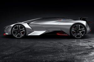 Peugeot Vision Gran Turismo HD Wallpaper