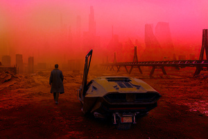 PeugeotBlade Runner 2049 4k Wallpaper