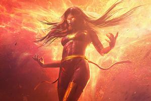 Phoenix Jean Grey 4k