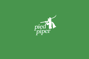 Pied Piper Silicon Valley Logo 4k Wallpaper