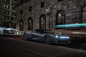 Pininfarina Battista 2019 5k New Wallpaper