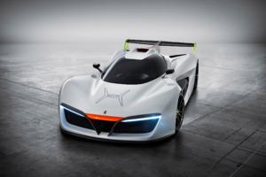 Pininfarina H2 Concept Car Wallpaper