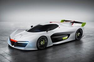Pininfarina H2 Concept Cars Wallpaper