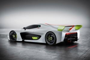 Pininfarina H2 Electric Car Wallpaper