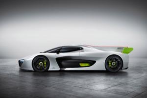Pininfarina H2 Speed Concept Car Wallpaper