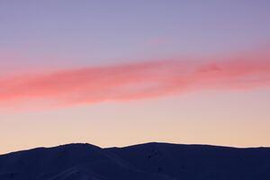 Pink Cloud Ribbon 5k