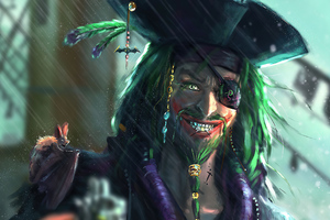 Pirate Joker 4k