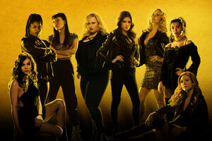 Pitch Perfect 3 2017 Movie Wallpaper