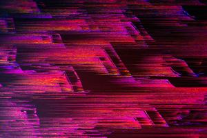 Pixel Distortion 4k