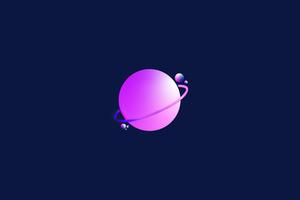 Planet Digital Art 4k