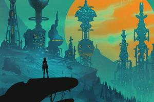 Planet X 4k Wallpaper
