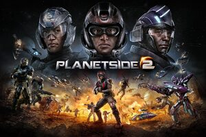 PlanetSide 2 Wallpaper