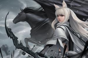 Platinum Arkham Knight 4k Wallpaper