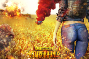 Playerunknowns Battlegrounds 1080P