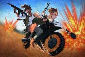 PlayerUnknowns Battlegrounds Artwork