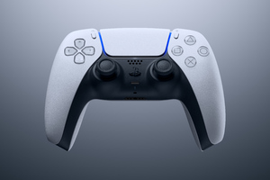 Playstation 5 Dual Sense Wireless Controller Wallpaper