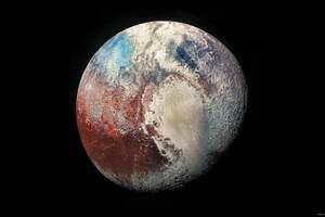 Pluto 8k Wallpaper