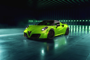 Pogea Racing Centurion Green Arrow 2018 4k Wallpaper