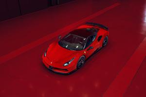 Pogea Racing FPlus Corsa Upper View
