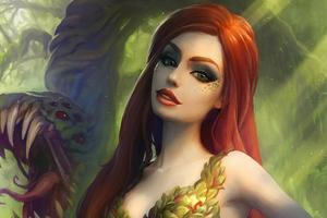 Poison Ivyart